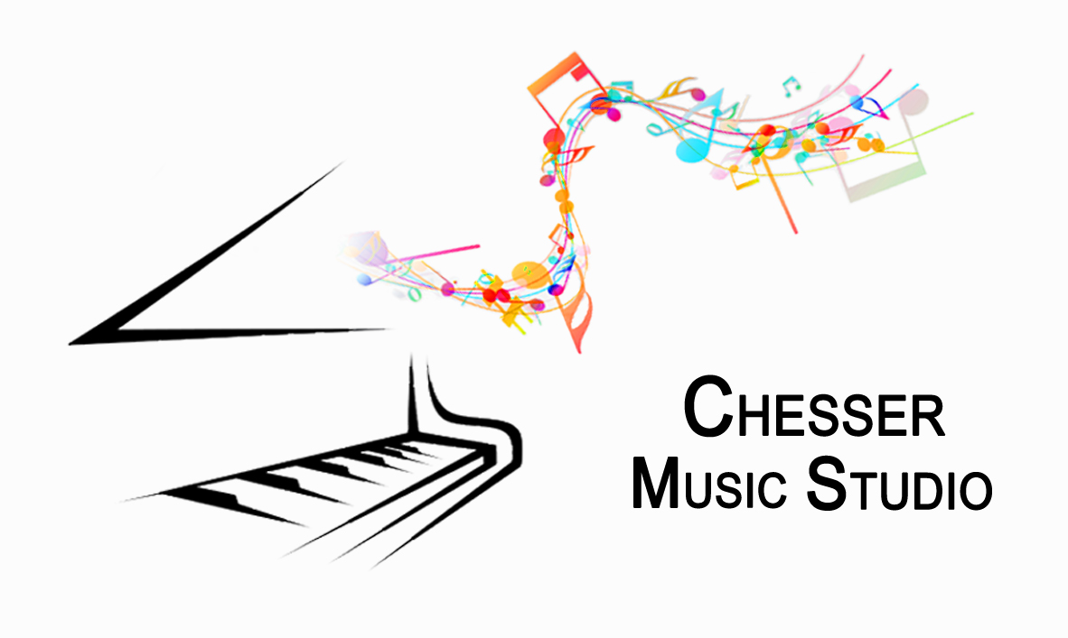 Logo | Chesser Music Stuido | Creative Piano Lessons in Lakeland, FL | Susan Chesser Piano Teacher