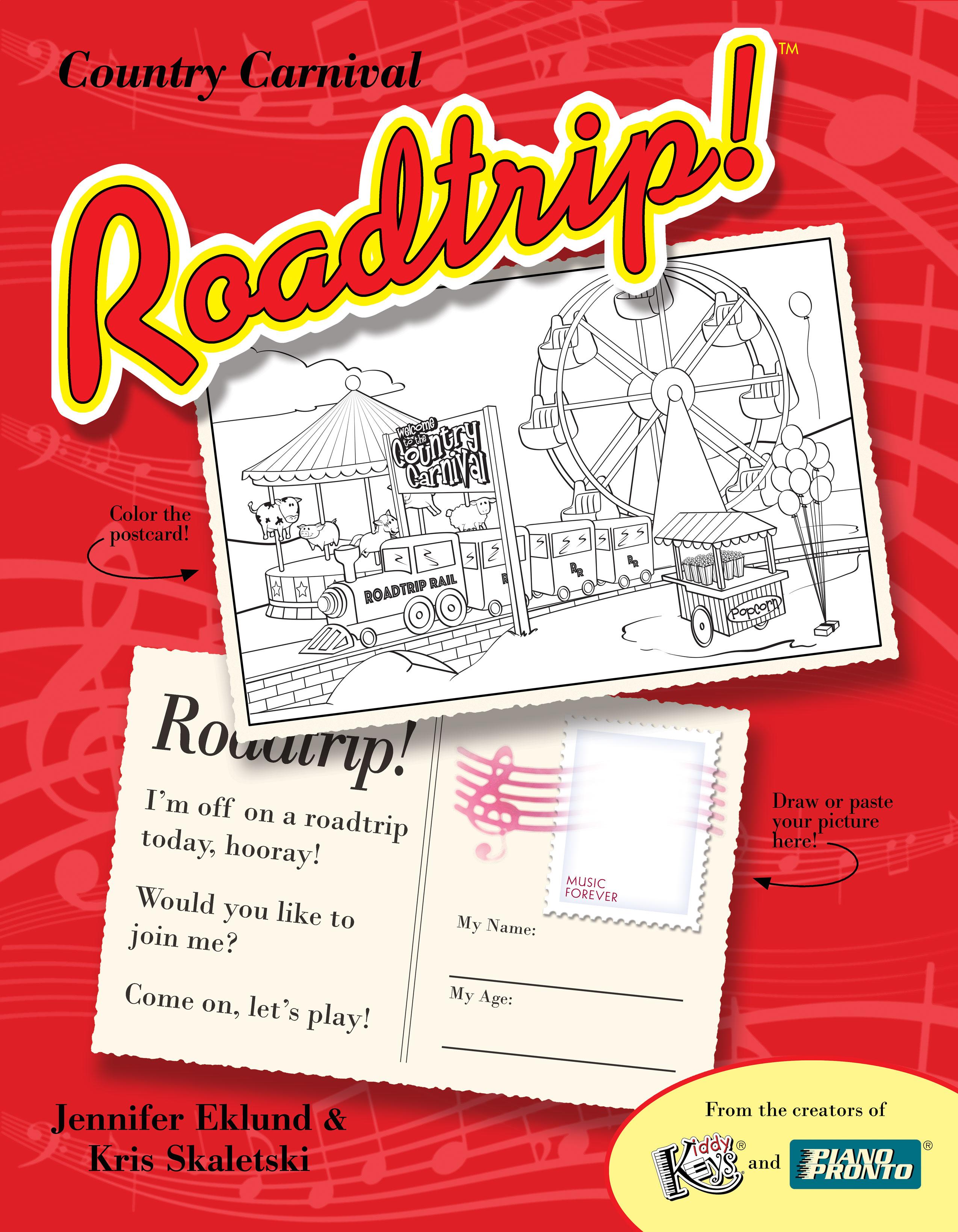 Roadtrip | Piano For Preschoolers | Chesser Music Stuido | Creative Piano Lessons in Lakeland, FL | Susan Chesser Piano Teacher