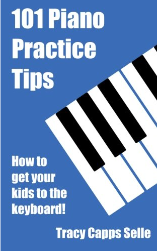 Review of 101 Piano Practice Tips by Tracy Selle
